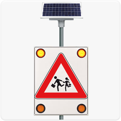 Safe school crossing