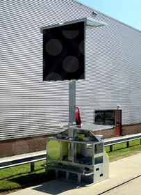led VMS mobile